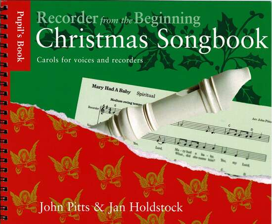 photo of Recorder from the Beginning Christmas Songbook, Pupil