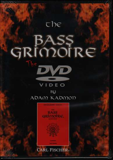 photo of The Bass Grimoire, The DVD