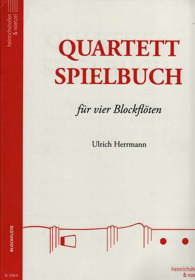 photo of Quartett Spielbuch I
