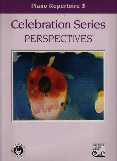 photo of Celebration Series, Perspectives, Repertoire Book 3