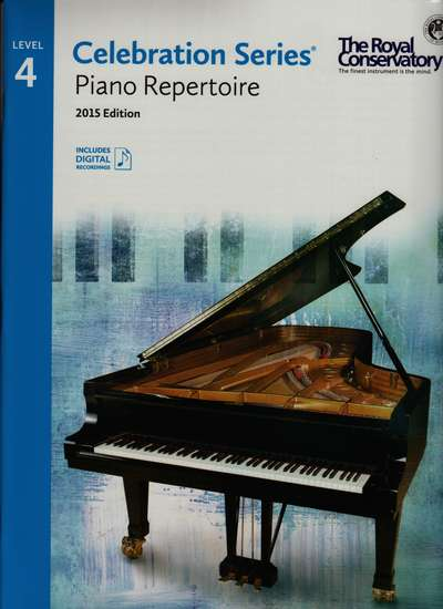 photo of Celebration Series, Perspectives, Repertoire Book 4