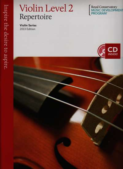 photo of Violin Series, Third Edition, Album 2