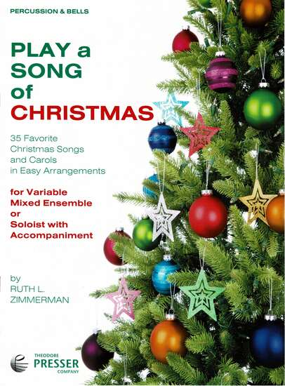 photo of Play a Song of Christmas, 35 Favorite Christmas Songs, Percussion