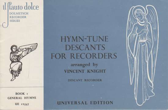 photo of Hymn-Tune Descants for Recorders