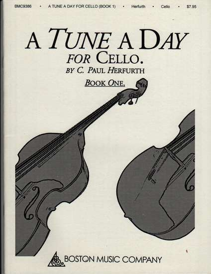 photo of A Tune a Day for Cello, Book One