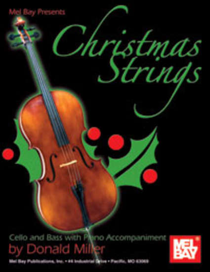 photo of Christmas Strings, Cello, Bass with Piano Acc.