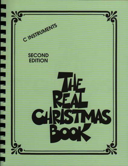 photo of The Real Christmas Book, 150 tunes