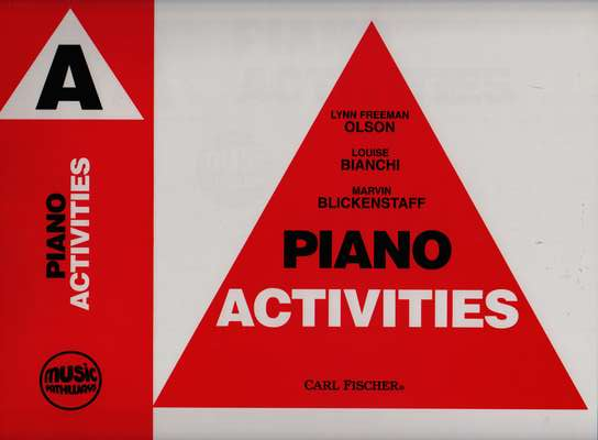 photo of Musical Pathways A, Piano Activities