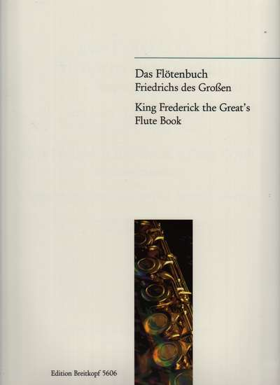 photo of 100 Daily Exercises, The Flutebook of Frederick the Great