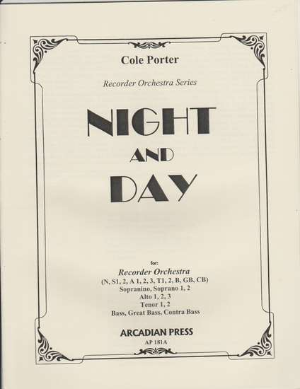 photo of Night and Day