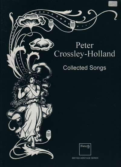 photo of Peter Crossley-Holland Collected Songs