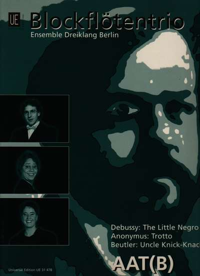 photo of Debussy: The Little Negro, Trotto, Beutler: Uncle Knick-Knack