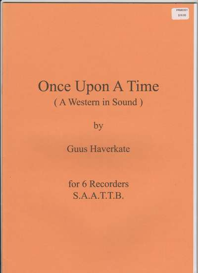photo of Once Upon a Time (A Western in Sound)