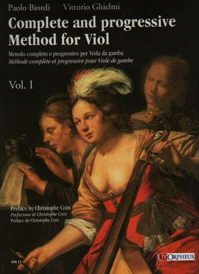 photo of Complete and progressive Method for Viol, Vol I
