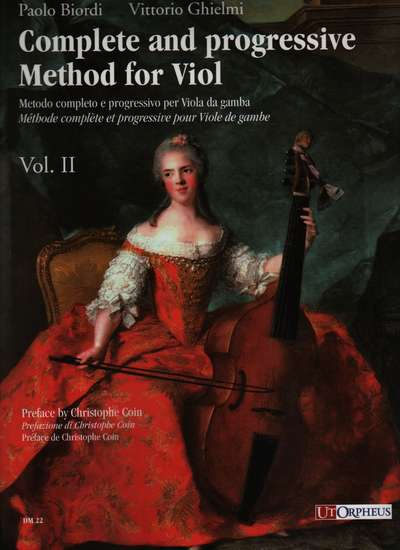 photo of Complete and progressive Method for Viol, Vol II