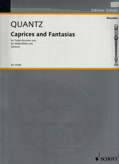 photo of Caprices and Fantasias