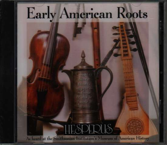 photo of Early American Roots, Violin Edition, CD