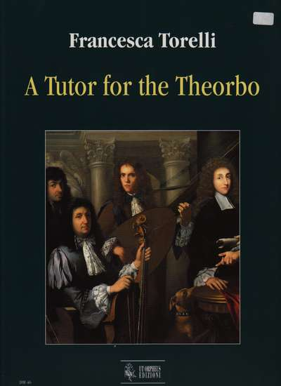 photo of A Tutor for the Theorbo, English translation by Ivan Fowler