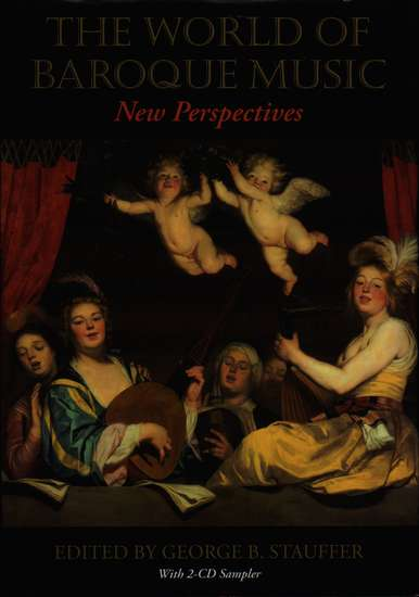 photo of The World of Baroque Music, New Perspectives, with 2 CDs, cloth