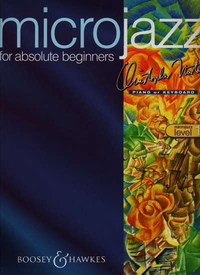 photo of Microjazz, For Absolute Beginners, Level 1