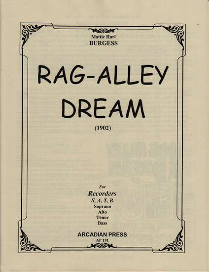 photo of Rag-Alley Dream
