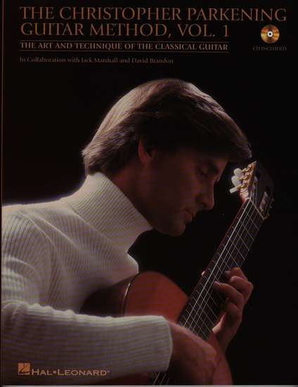 photo of Guitar Method, Vol. 1, Art and Technique of the Classical Guitar