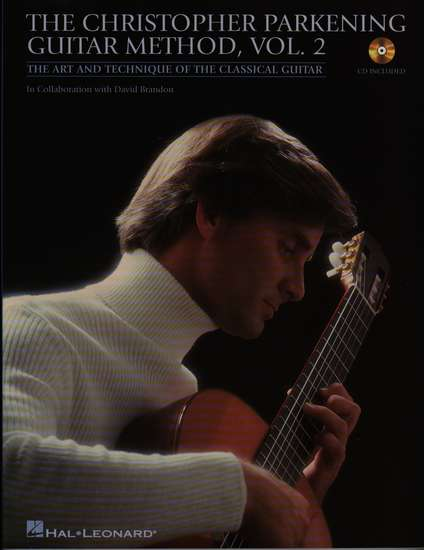 photo of Guitar Method, Vol. 2, Art and Technique of the Classical Guitar