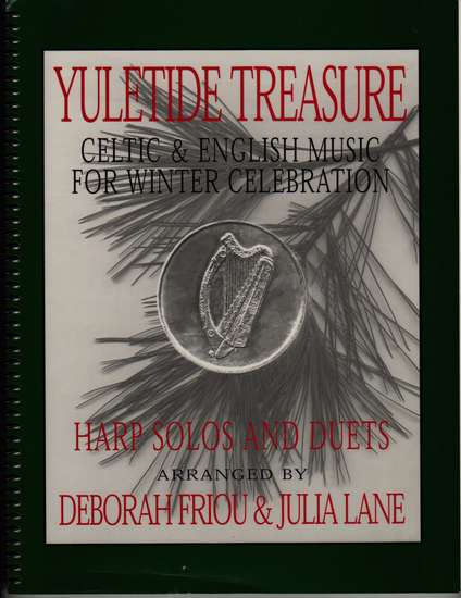 photo of Yuletide Treasure, Celtic & English Music for Winter Celebration, Solos and Duet
