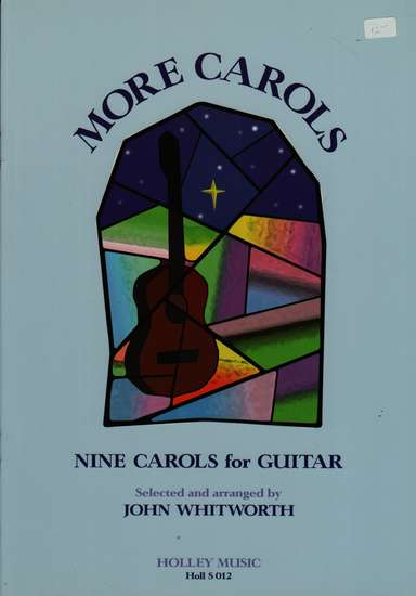 photo of More Carols, Nine Carols for Guitar