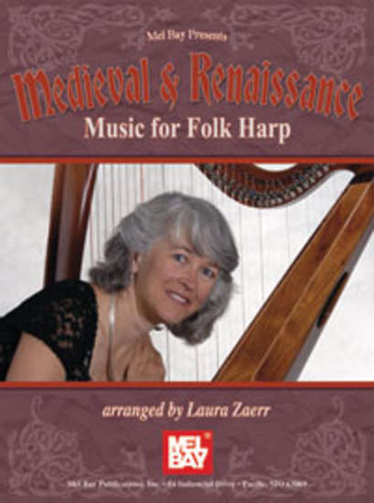 photo of Medieval and Renaissance Music for Folk Harp