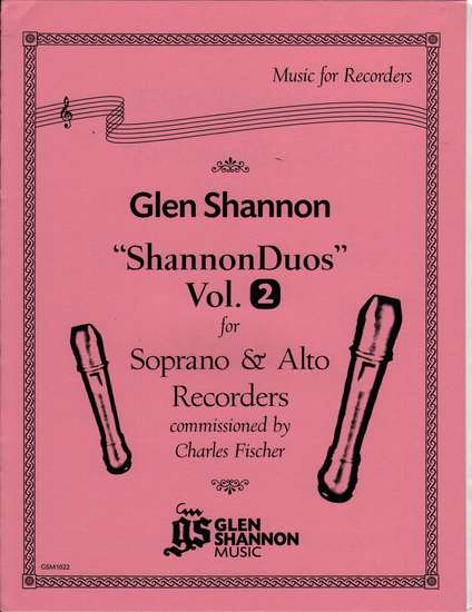 photo of Shannon Duets, Vol. 2 for Soprano