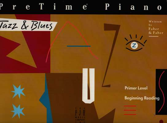 photo of PreTime Piano Jazz & Blues, Primer Level