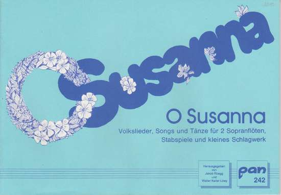 photo of O Susanna, Folksongs and Dances