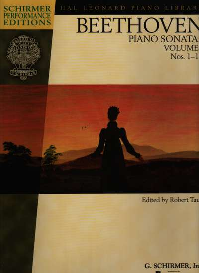 photo of Piano Sonatas, Vol. I, Nos. 1-15