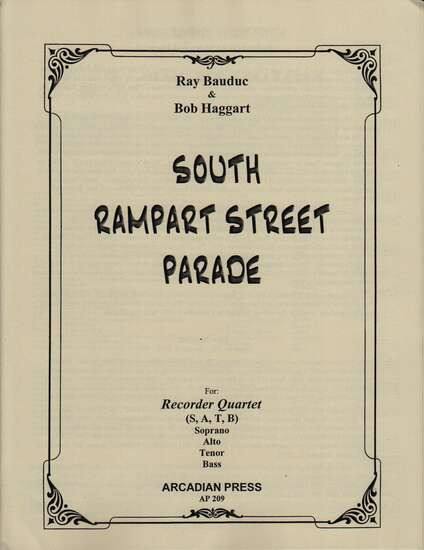 photo of South Rampart Street Parade