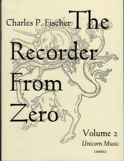 photo of The Recorder from Zero, Volume 2