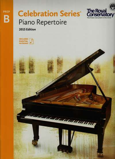 photo of Celebration Series, Perspectives, Repertoire Book, Preparatory Level