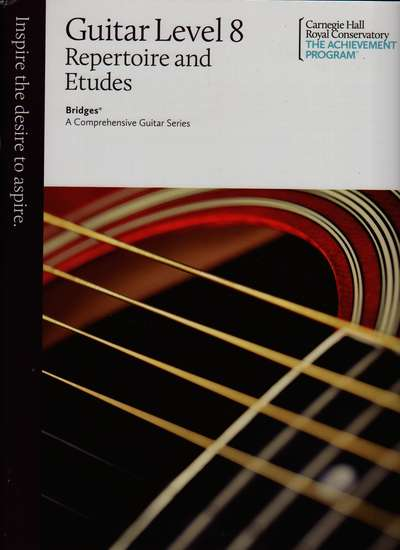 photo of Bridges, Repertoire and Etudes, Level 8
