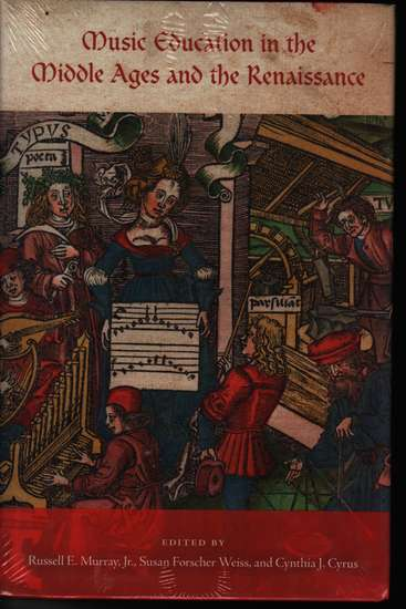 photo of Music Education in the Middle Ages and the Renaissance