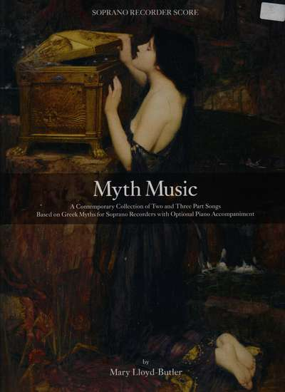 photo of Myth Music, Recorder Score