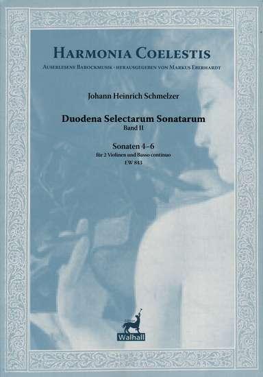 Honeysuckle Music - Duodena Selectarum Sonatarum, Band II