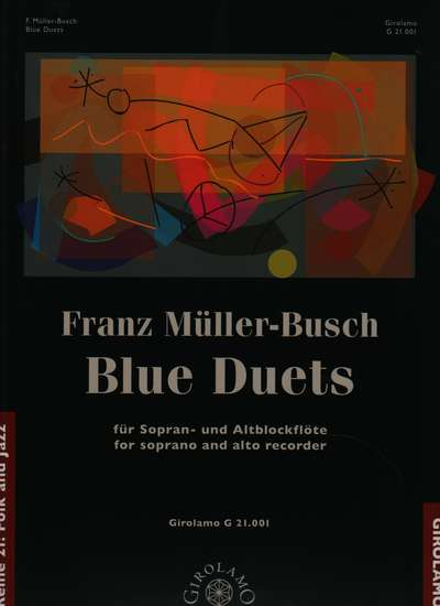 photo of Blue Duets