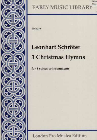 photo of 3 Christmas Hymns