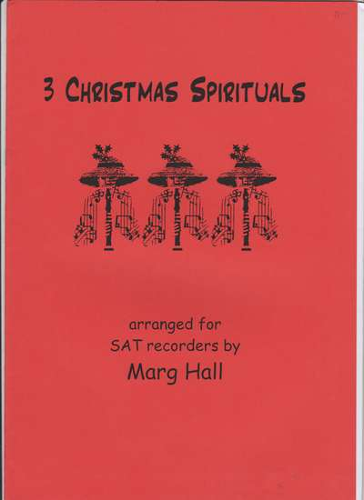 photo of 3 Christmas Spirituals