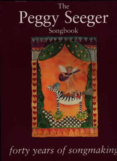 photo of The Peggy Seeger Songbook, forty years of songmaking