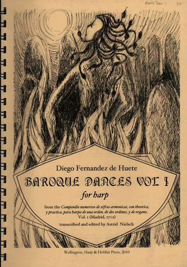 photo of Baroque Dances, Vol. I