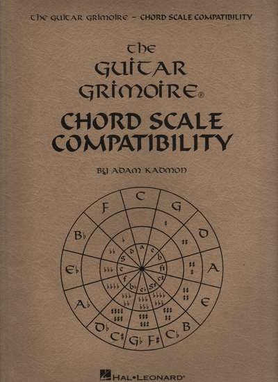 photo of The Guitar Grimoire, Chord Scale Compatibility