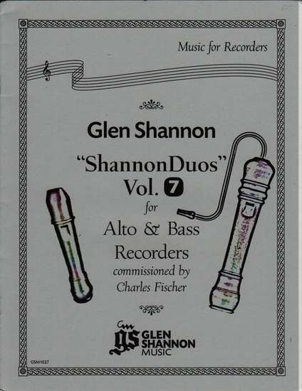photo of Shannon Duets, Vol. 7 for Alto & Bass