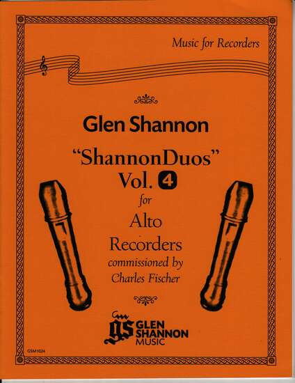 photo of Shannon Duets, Vol. 4 for Altos