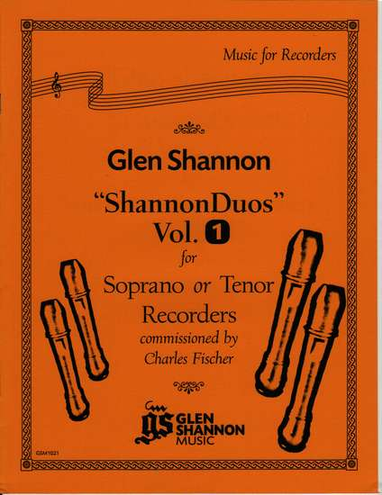 photo of Shannon Duets, Vol. 1 for Soprano or Tenor